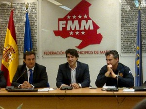 FMM y David Pérez
